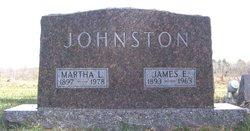 Martha <i>Fagerlind</i> Johnston