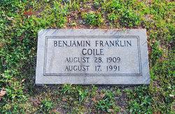 Benjamin Franklin Coile