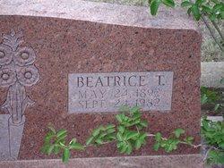 Beatrice Ida <i>Thomas</i> Parker