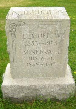 Minerva Jane <i>Rawlings</i> Nichols