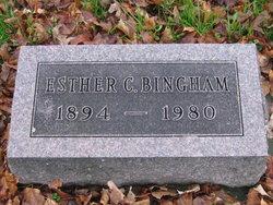 Esther <i>Crandall</i> Bingham