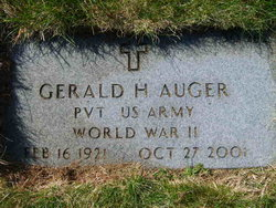 Gerald Henry Auger