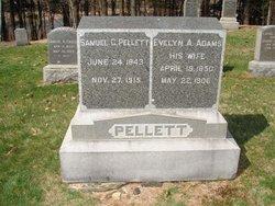Evelyn A. <i>Adams</i> Pellett