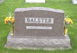 Alvina M <i>Lange</i> Balster