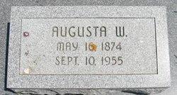 Augusta W. <i>Aude</i> Karloff