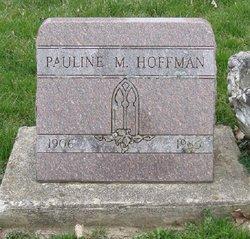 Pauline M <i>Harrell</i> Hoffman