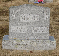 Thelma Marie <i>Smith</i> Norton