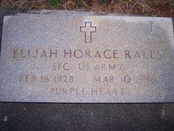 Elijah H. Ralls