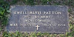 Ewell Alvis Patton