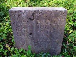 Mary <i>Ford</i> Arnett