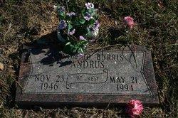 Wanda Jo <i>Burris</i> Andrus