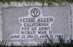 Vessie Allen