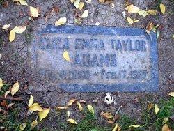 Eliza Emma <i>Taylor</i> Adams