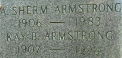Catherine L <i>Bock</i> Armstrong