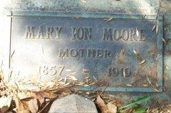 Mary Ion <i>Burman</i> Moore