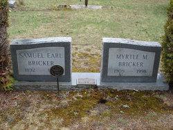 Myrtle Martha <i>Sheldon</i> Bricker