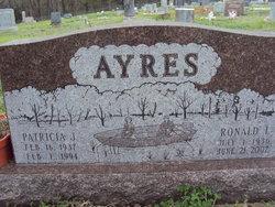 Mrs Patricia J. <i>Lyon</i> Ayres