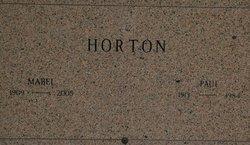 Paul Horton