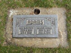 Lucy Bell <i>Bennett</i> Adams