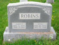 Julius Francis Robins