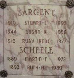 Martin F. Scheele