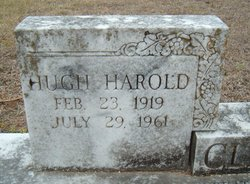 Hugh Harold Clemens