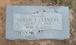 Susan I Clemens