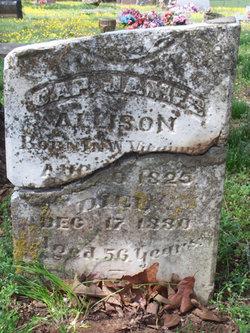 Capt. James Allison
