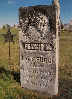 Francis Marion Fudge