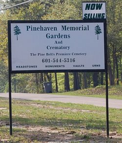 Pinehaven Memorial Gardens