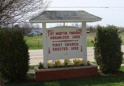 Saint Martin Church Cemetery