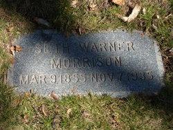 Seth Warner Morrison