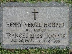 Henry Virgil Hooper