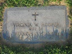 Virginia Florence <i>Watson</i> Hooper