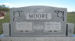 Elmer D. Johnny Moore