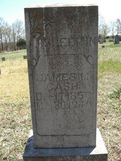 James Monroe Jim M. Cash