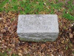 Nellie M. Bapst
