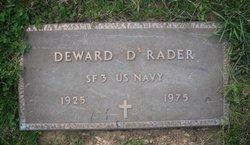 Deward Delmont Rader