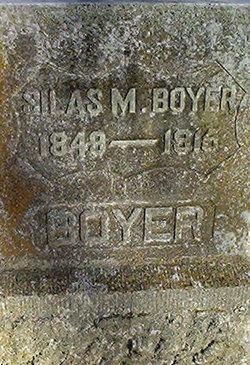 Silas M Boyer