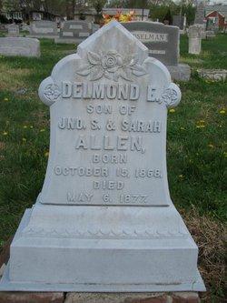 Delmond E. Allen