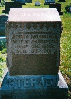 Dora <i>Morrow</i> Stephen