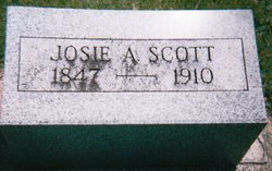 Josephine A. Josie <i>McPherson</i> Scott
