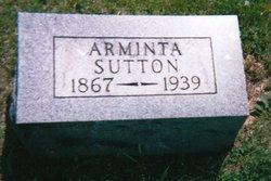 Arminta Sutton