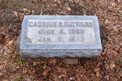 Cassius David Cash Hayward