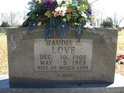 Maudie C. <i>Cash</i> Love
