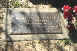 Alfred Bryan AB Barnett