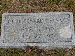 John Edward Threatt