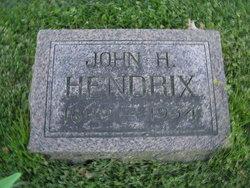 John Henry Hendrix
