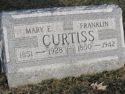 Franklin C Curtiss