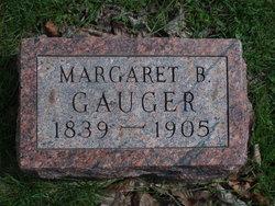 Margaret B. <i>Frank</i> Gauger